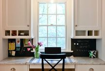 Desk Nook / by Beth O'Donovan - Guimond