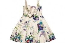 Dresses for the Granddaughters