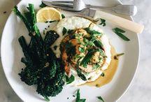 Seafood / Meal ideas using seafood