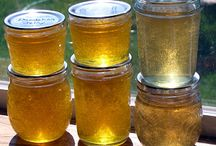 Jams, Jellies and Sauces...Oh MY! / by Robin Sawicki