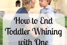 toddler advice