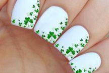 St. Pattys Nails