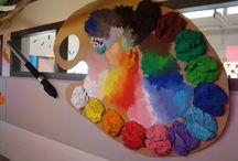 Attività didattiche sui colori