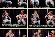 Supernatural / I absolutely LOVE Supernatural!