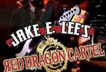 JAKE E. LEE'S RED DRAGON CARTEL / Heavy Metal guitar great Jake E. Lee is back! The former Ozzy Osbourne guitarist has resurfaced in a big way with Jake E. Lee's Red Dragon Cartel. They've cultivated a focused, fresh, and fiery hard rock sound, embracing Lee's classic style, while emitting a new kind of spark. This amazing virtuoso guitarist with his new band is on the road delivering a power performance at every stop. At The Newton Theatre 7/18/2015. http://www.thenewtontheatre.com/event/0fdb0f8ddb2f548369dcab4d4fed0dcd