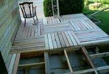 terrasse / terrasse extérieure