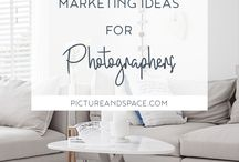Marketing for Photographers / Social media and online marketing ideas for photographers