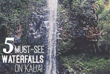 Places to go on Kauai / There are a ton of things to do and see on Kauai.  Here are some of our favorites!