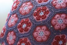 Crochet - granny squares and sorts
