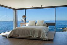 maison sur mer