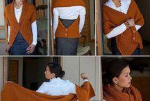 My lovely knitting