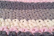 Dywany szydełkowe