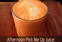 food juices, lemonade 'n smoothie