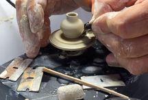 Ceramica tornio