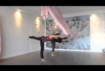 Yoga: Anti-Gravity/Arial/Hammock: LauraGYOGA / arial yoga