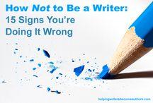 Schreiben / Writing