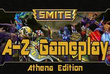 Gameplay / Smite A-Z Gameplay - we are displaying every single god (character) in the game and talking about builds, tips & tricks.