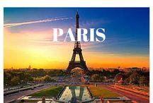 Paris / Beautiful Paris / by The Broke Backpacker