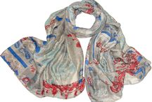 Paisley Scarves
