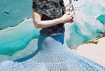 háčkované sukně