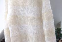 strikket genser oppskrift
