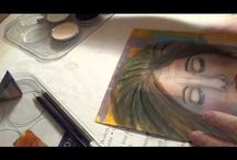ζωγραφικη με λαδοπαστελ
