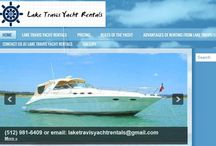 Lake Travis Yacht Rentals Charter Pictures / Pictures of boat rentals from charters we have performed for our customers