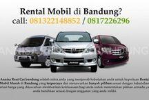 bandung rent car