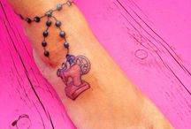 Sewing tattoo / Sewing tattoo