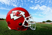 KC Chiefs / Everything KC CHIEFS Football. / by Carolyn Nolte Skeels