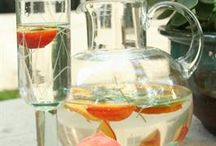 Infused water  / by Bethy Amidan