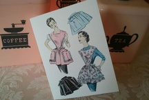 Retro Fun / by Angelina's cards