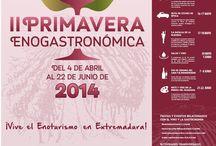 Primavera Enogastronómica 2014