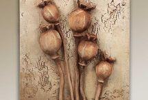 ceramika-płaskorzeźba