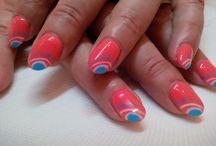 Le nostre unghiette / Nails art