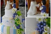 Communions cakes