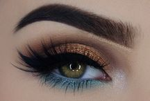Makeup and Beauty Inspiration/ Ideas