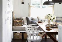 house, grey interiors