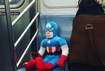 Subway Avenger