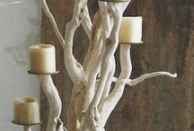 Drift wood ideas
