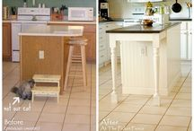 Kitchen ideas / by Terry Ramsey