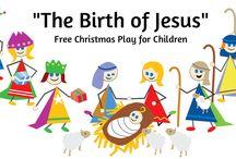 Play / ideas for our Church Christmas Play