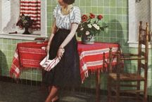 1940's to 1950's home styling