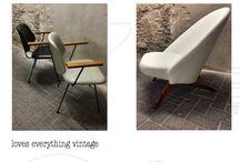 vintage design / Dutch Danish design classics