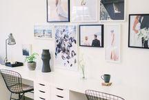 office work space ideas