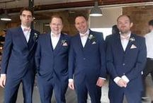 Suit Hire @ The White Wedding Lounge