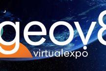 Geov8 / Geov8 is a brand that showcases new and innovative geospatial technologies. #geomatics #technogy #geospatial #surveying #drones #laserscanning
