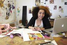 Fine Arts @ Moore / Learn more about the BFA Fine Arts program at Moore College of Art & Design located in Philadelphia, PA / by Moore College of Art & Design