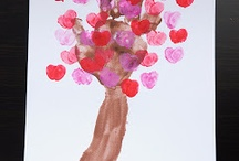 Valentine's Day Crafts / by Jocelyn @ Hip Mama's Place