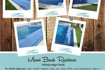 New Projects – Residential Swimming Pools
